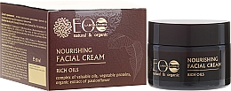 "Parfémy, Parfumerie, kosmetika Výživný krém na obličej ""Luxusní oleje"" - ECO Laboratorie Face Cream"