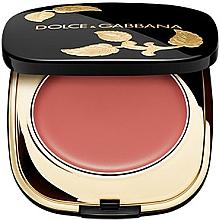 Parfémy, Parfumerie, kosmetika Krémová tvářenka na tváře a rty - Dolce&Gabbana Blush Creamy Cheek & Lip Colour