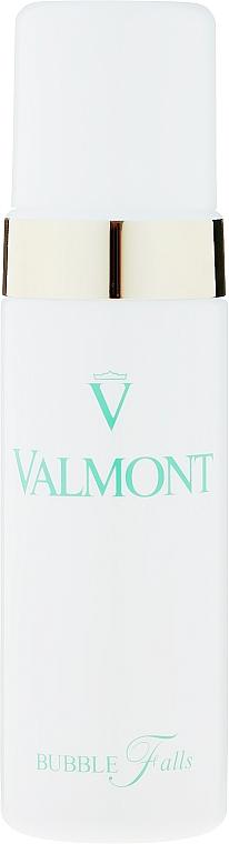 Čisticí pěna na obličej - Valmont Bubble Falls — foto N2