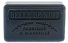 Parfémy, Parfumerie, kosmetika Marseille mýdlo Nádhera noci - Foufour Savonnette Marseillaise Belle de Nuit