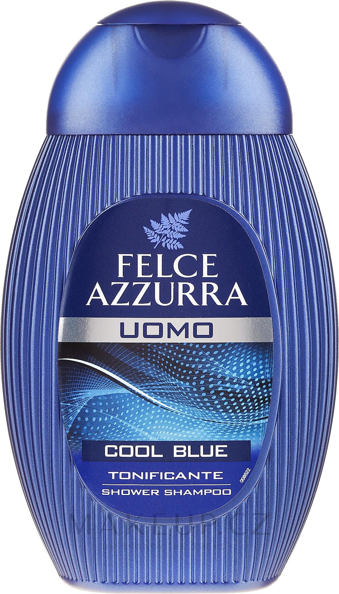 Šampon a sprchový gel Coll Blue - Paglieri Felce Azzurra Shampoo And Shower Gel For Man — foto 250 ml
