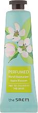Parfémy, Parfumerie, kosmetika Parfémovaný krém na ruce Jabloňový květ - The Saem Perfumed Apple Blossom Hand Moisturizer
