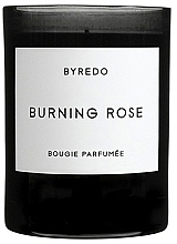 Parfémy, Parfumerie, kosmetika Vonná svíčka - Byredo Fragranced Candle Burning Rose