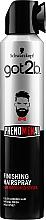 Parfémy, Parfumerie, kosmetika Lak na vlasy - Schwarzkopf Got2b Phenomenal Finishing Hairspray