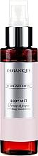 """Parfémy, Parfumerie, kosmetika Sprej pro tělo """"Kvetení"""" - Organique Fragrance Ritual Body Mist"""