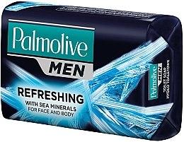 """Parfémy, Parfumerie, kosmetika Pánské mýdlo """"Severní oceán"""" - Palmolive Man"""
