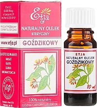 Parfémy, Parfumerie, kosmetika Přírodní éterický olej Hřebíček - Etja Natural Essential Oil