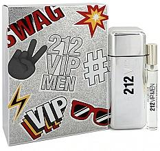 Parfémy, Parfumerie, kosmetika Carolina Herrera 212 VIP Gift Set 2 - Sada (edt/100ml + edt/mini/10ml)