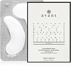Parfémy, Parfumerie, kosmetika Kolagenové náplasti pod oči - Avant Advanced Pack - Hydra-Bright Collagen Eye Restoring Pads