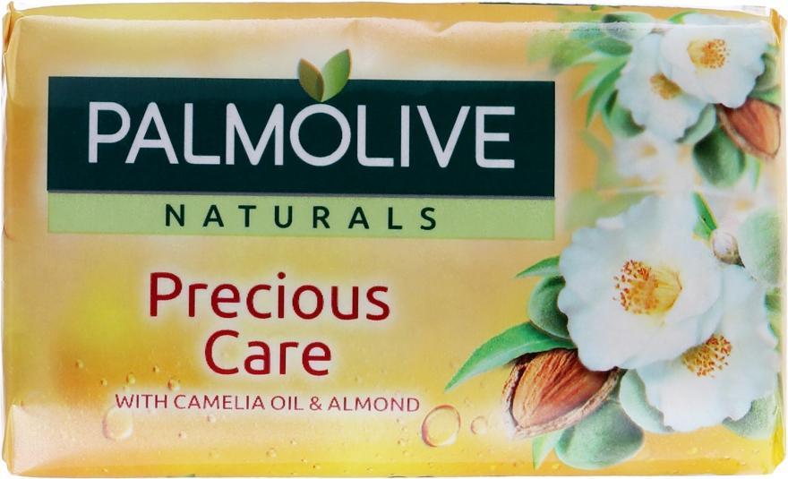 Mýdlo - Palmolive Precious Care Camelia Oil & Almond