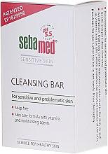 Parfémy, Parfumerie, kosmetika Mýdlo - Sebamed Cleansing Bar