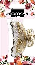 Parfémy, Parfumerie, kosmetika Sponka do vlasů, 417624, zlatá - Glamour