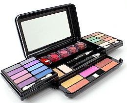 Parfémy, Parfumerie, kosmetika Sada na líčení - Makeup Trading Schmink Set 51 Teile Exclusive Complete Makeup Palette