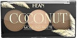 Parfémy, Parfumerie, kosmetika Paleta pro líčení - Hean Coconut Palette