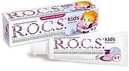 Parfémy, Parfumerie, kosmetika Zubní pasta Bubble Gum - R.O.C.S. Kids Bubble Gum Toothpaste