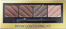 Parfémy, Parfumerie, kosmetika Paleta na modelování obočí - Max Factor Brow Contouring Powder Kit