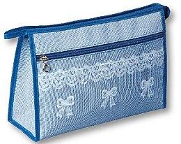 Parfémy, Parfumerie, kosmetika Kosmetická taška, 96402, modrá - Top Choice