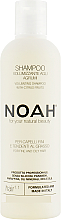 Parfémy, Parfumerie, kosmetika Šampon pro objem vlasů s citrusy - Noah