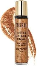 Parfémy, Parfumerie, kosmetika Tekutý bronzer na tělo - Milani Intense Bronze Glow Face & Body Liquid Bronzer