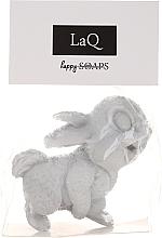 """Mýdlo přírodní """"Usměvavý králík """", šedé - LaQ Happy Soaps — foto N2"""