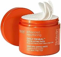 Parfémy, Parfumerie, kosmetika Houbičky na obličej - Strivectin Advanced Resurfacing Daily Reveal Exfoliating Pads
