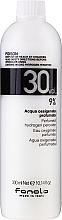 Parfémy, Parfumerie, kosmetika Oxidant - Fanola Acqua Ossigenata Perfumed Hydrogen Peroxide Hair Oxidant 30vol 9%