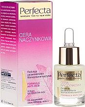 Parfémy, Parfumerie, kosmetika Sérum snižující zarudnutí a posilující cévy - Perfecta Cera Naczynkowa Serum