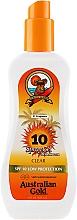 Parfémy, Parfumerie, kosmetika Opalovací sprej gel - Australian Gold SPF 10 Spray Gel