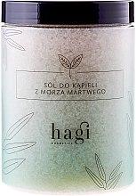 Parfémy, Parfumerie, kosmetika Koupelová sůl z Mrtvého moře - Hagi Bath Salt