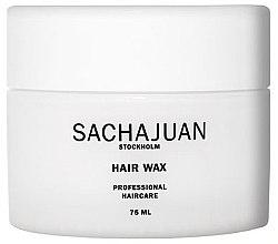 Parfémy, Parfumerie, kosmetika Vosk na úpravu vlasů - Sachajuan Hair Wax