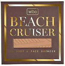 Parfémy, Parfumerie, kosmetika Bronzer na obličej a tělo - Wibo Beach Cruiser Body&Face Bronzer