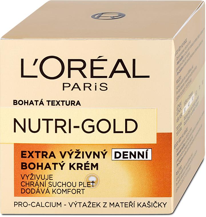 Denní péče o obličej - L'Oreal Paris Dermo-Expertise Luxusní Výživa — foto N2