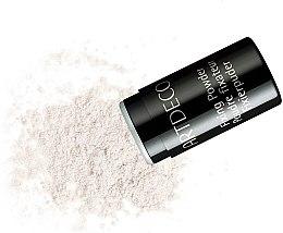 Parfémy, Parfumerie, kosmetika Fixační pudr - Artdeco Fixing Powder Caster