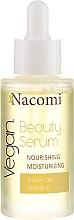 Parfémy, Parfumerie, kosmetika Hydratační sérum na obličej - Nacomi Beauty Serum Nourishing & Moisturizing Serum