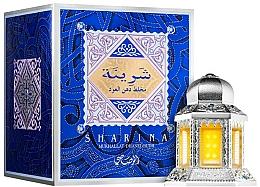 Parfémy, Parfumerie, kosmetika Rasasi Sharina Mukhallat Dhanel Oudh - Olejový parfém