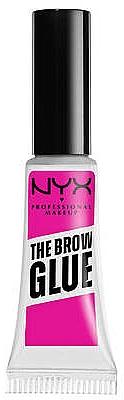 Gel na obočí - NYX Professional The Brow Glue Instant Brow Styler