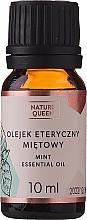 "Parfémy, Parfumerie, kosmetika Esenciální olej ""Máta"" - Nature Queen Essential Oil Mint"