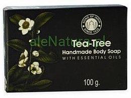 Parfémy, Parfumerie, kosmetika Mýdlo - Song of India Soap Tea Tree