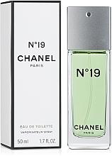 Chanel N19 - Toaletní voda — foto N2