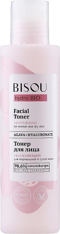 Pleťový toner Hydratační - Bisou Hydro Bio Facial Toner