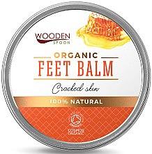 Parfémy, Parfumerie, kosmetika Balzám na nohy - Wooden Spoon Feet Balm Cracked Skin
