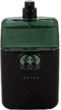 Parfémy, Parfumerie, kosmetika Gucci Guilty Black Pour Homme - Toaletní voda (tester bez víčka)