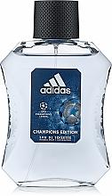 Parfémy, Parfumerie, kosmetika Adidas UEFA Champions League Champions Edition - Toaletní voda