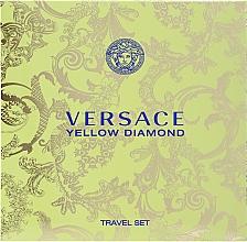 Parfémy, Parfumerie, kosmetika Versace Yellow Diamond - Sada (edt 90ml + b/lot 100ml)
