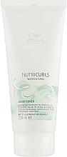 Parfémy, Parfumerie, kosmetika Kondicionér pro kudrnaté vlasy - Wella Professionals Nutricurls Lightweicht Conditioner