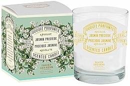 Parfémy, Parfumerie, kosmetika Panier Des Sens Precious Jasmine - Aromatická svíčka