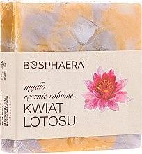 Parfémy, Parfumerie, kosmetika Přírodní mýdlo Květina lotusu - Bosphaera