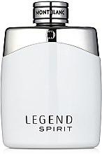 Parfémy, Parfumerie, kosmetika Montblanc Legend Spirit - Toaletní voda (tester s víčkem