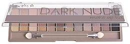 Parfémy, Parfumerie, kosmetika Paleta stínů - Lovely Dark Nude Make Up Kit