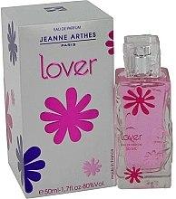 Parfémy, Parfumerie, kosmetika Jeanne Arthes Lover - Parfémovaná voda